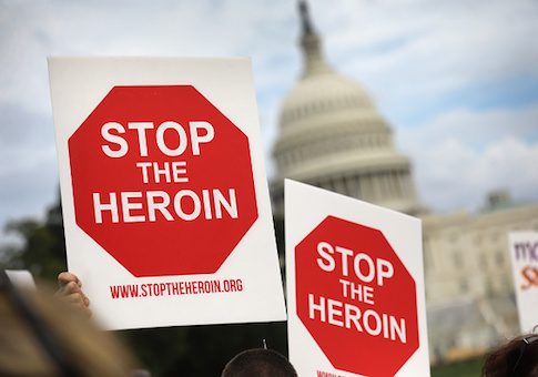 heroin opioid