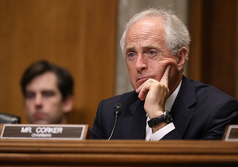 Senate Foreign Relations Committee Chairman Bob Corker
