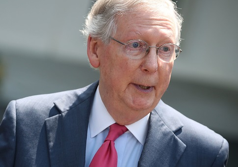 Sen. Mitch McConnell / Getty Images