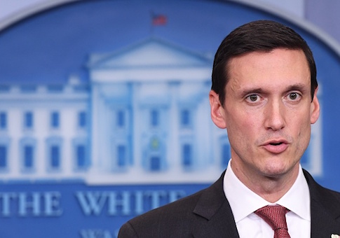 Homeland Security Advisor Tom Bossert