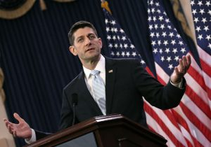 Paul Ryan / Getty