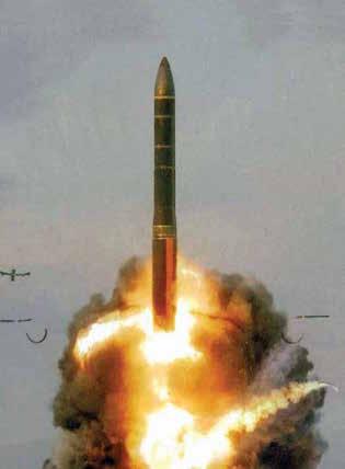 Russia's SS-27 ICBM