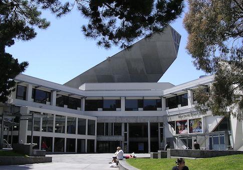 San Francisco State University student center