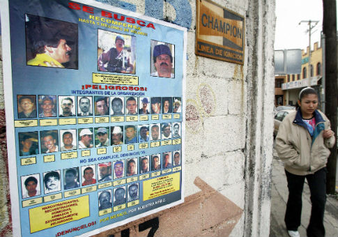 High-Ranking Mexican Drug Cartel Leader Self-Surrenders