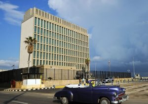 The US Embassy in Havana / Getty Images
