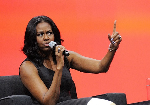 Michelle Obama / Getty Images