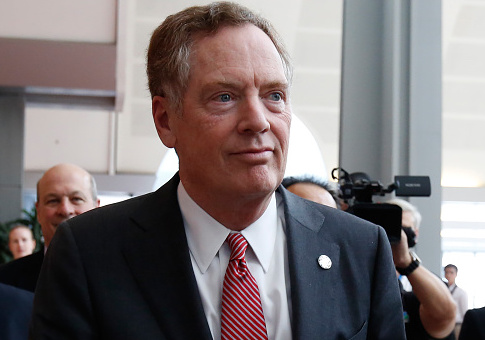 U.S. Trade Representative Robert Lighthizer