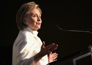 Hillary Rodham Clinton / Getty Images