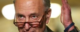 U.S. Senate Minority Leader Sen. Chuck Schumer / Getty Images