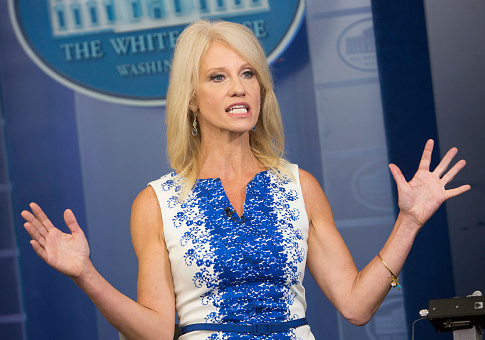 Kellyanne Conway, counselor to President Donald Trump / Getty