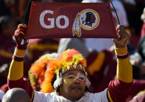 FedEx Field on October 19, 2014 in Landover, Maryland / Getty Images