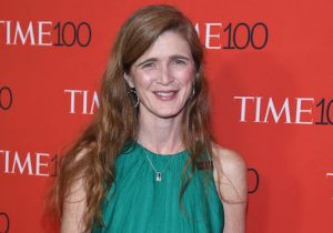 Former United States Ambassador to the United Nations Samantha Power