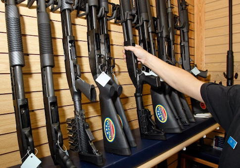 Report: Nearly 400 Million Civilian-Owned Guns in America