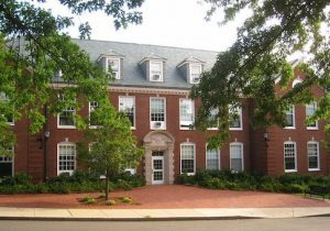 Braker Hall at Tufts University