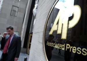 Associated Press (AP) headquarters in New York City / Getty Images