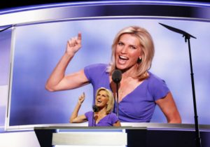 Laura Ingraham at the Republican National Convention / Getty