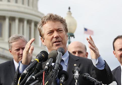 Sen. Rand Paul / Getty Images