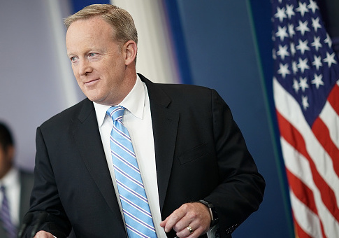 Sean Spicer / Getty Images