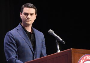 Ben Shapiro at Politicon 2017, Pasadena, Calif. / Getty Images