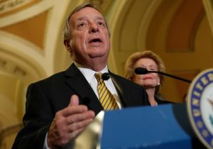 Senator Dick Durbin / Getty Images
