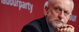 Jeremy Corbyn, Labour Party leader / Getty