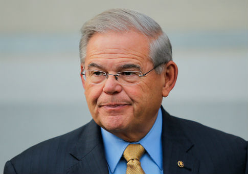 Sen. Robert Menendez (D., N.J.) / Getty