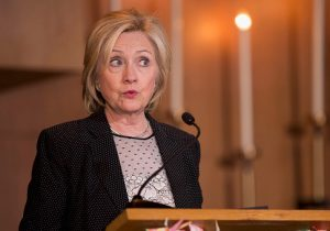 Hillary Clinton / Getty Images
