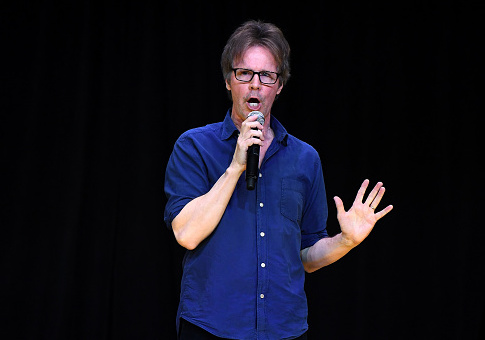 Comedian/actor Dana Carvey performs at The Foundry at SLS Las Vegas on January 6, 2017 / Getty Images
