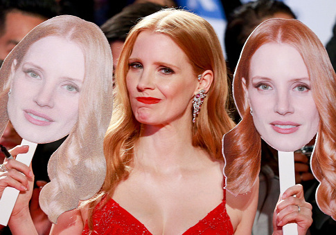 Jessica Chastain / Getty Images