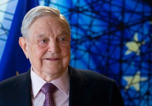 George Soros, co-founder of Democracy Alliance