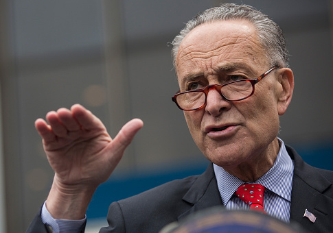 Chuck Schumer / Getty Images