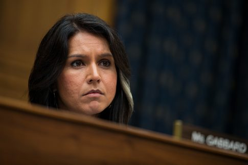 photo image Tulsi Gabbard to Run for President in 2020