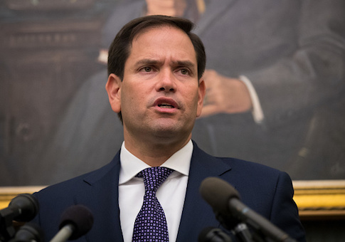 Rubio Charges Electoral Malfeasance in Democratic Florida Counties, Says Lawyers Trying to 'Steal' Races