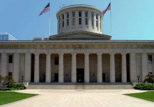 The Ohio Statehouse in Columbus