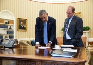 Ben Rhodes Barack Obama