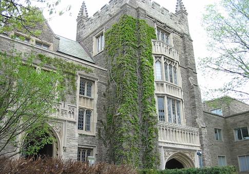 University Hall at McMaster University
