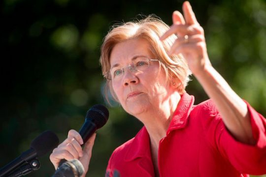 Cherokee Woman Blasts Warren For 'Lies' About Native