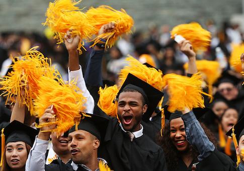 college graduation commencement