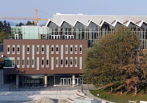 Student Union building at the University of British Columbia