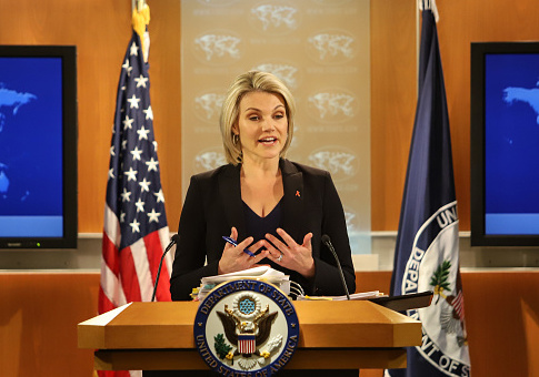Image result for heather nauert, state department, photos