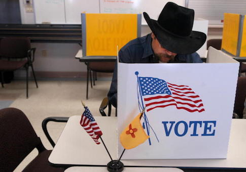voter new mexico