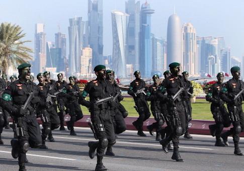 Qatari army special forces