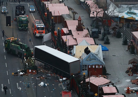 Germany Christmas market terror attack