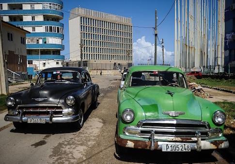 U.S. embassy in Havana
