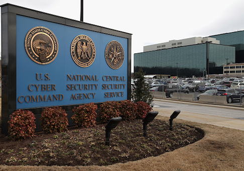 Defense Secretary Carter Visits U.S. Cyber Command At Fort Meade