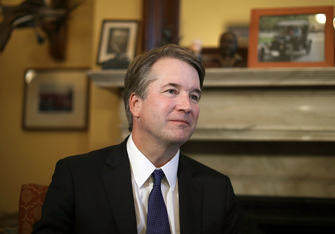 photo image Grassley: Kavanaugh Confirmation Hearings Scheduled to Start Sept. 4