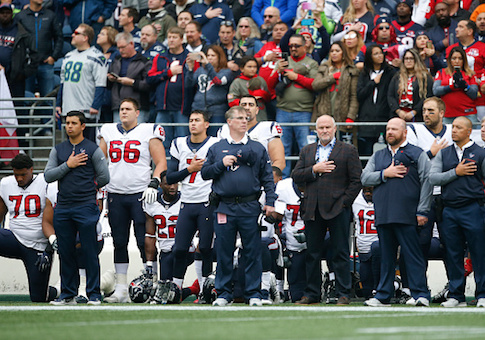 Houston Texans v Seattle Seahawks