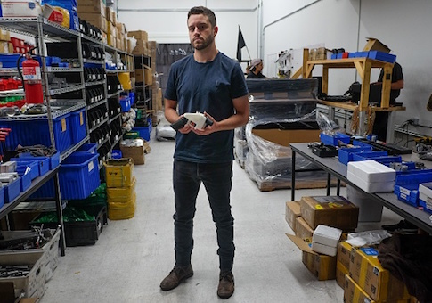 photo image Online Retail Platform Terminates Cody Wilson Account Without Explanation
