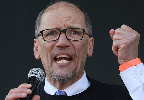DNC's Perez Joins Liberal Activists Hoping to Pack Supreme Court