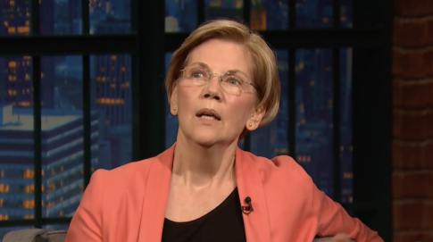 Warren: Kavanaugh Prescreened by 'Right-Wing Extremist Groups,' Confirmation Not a 'Done Deal'